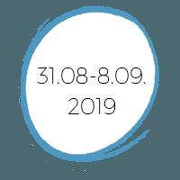 Kalendarz Ikona 31.08 08.09
